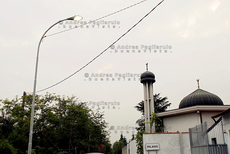 Segrate (MI), la moschea di Segrate <br /> Segrate (MI), Segrate's mosque