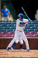 Lexington Legends shortstop Matt Morales (6) at bat during a game against the Rome Braves on May 23, 2018 at Whitaker Bank Ballpark in Lexington, Kentucky.  Rome defeated Lexington 4-1.  (Mike Janes/Four Seam Images)