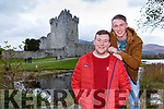 Killarney actors Conor O'Donoghue and Killian Heelan who will star in the last series of The Young Offenders in December