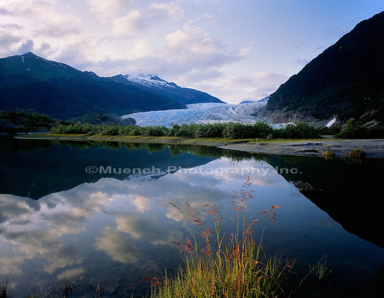 Mendenhall Glacier Tongass NF  ALASKA
