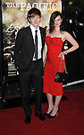 """LOS ANGELES, CA. - February 24: Ben Esler and Natalie arrives to HBO's premiere of """"The Pacific"""" at Grauman's Chinese Theatre on February 24, 2010 in Los Angeles, California."""