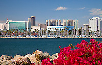 Downtown Long Beach California