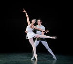 English National Ballet. Song of the Earth.<br /> Tamara Rojo;<br /> Joseph Caley;
