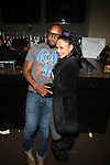 Guest and Lola Bastinado at EVR NYC SINdustry Party Hosted By Playboy TVs Lola Bastinado, NY