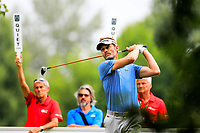 Rafael Jacquelin (FRA) during the final round of the Shot Clock Masters played at Diamond Country Club, Atzenbrugg, Vienna, Austria. 10/06/2018<br /> Picture: Golffile | Phil Inglis<br /> <br /> All photo usage must carry mandatory copyright credit (&copy; Golffile | Phil Inglis)