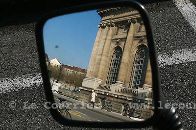 Genève, le 16.04.2008.Musée d'art et d'histoire..© Le Courrier / J.-P. Di Silvestro