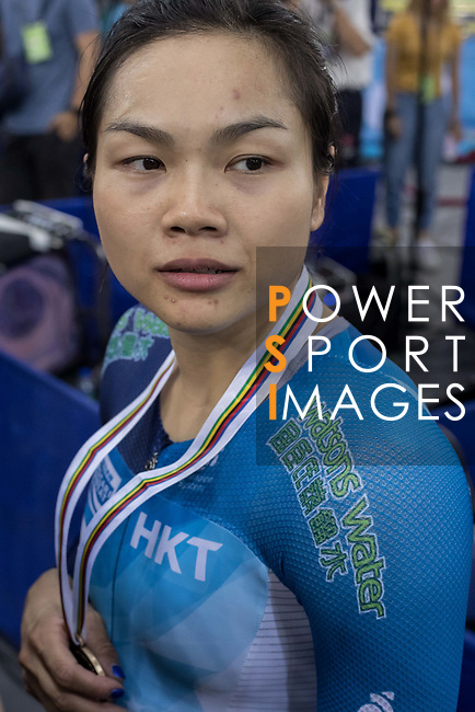 2017 UCI Track Cycling World Championships on 14 April 2017, in Hong Kong Velodrome, Hong Kong, China. Photo by Chris Wong / Power Sport Images