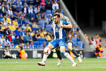 RCD Espanyol's Borja Iglesias during La Liga match. May, 18th,2019. (ALTERPHOTOS/Alconada)