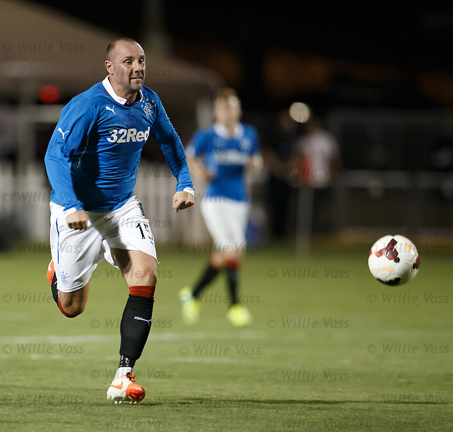 Kris Boyd, Rangers