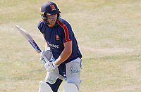 Tom Westley of Essex practices in the nets prior to Essex CCC vs Kent CCC, Bob Willis Trophy Cricket at The Cloudfm County Ground on 4th August 2020