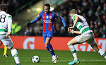Neymar of Barcelona during the Champions League match at Celtic Park, Glasgow. Picture Date: 23rd November 2016. Pic taken by Lynne Cameron/Sportimage