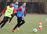 Mijat Gacinovic (Eintracht Frankfurt) - 06.03.2018: Eintracht Frankfurt Training, Commerzbank Arena
