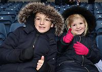Fans pre match<br /> <br /> Photographer Rachel Holborn/CameraSport<br /> <br /> The EFL Sky Bet League One - Blackburn Rovers v Shrewsbury Town - Saturday 13th January 2018 - Ewood Park - Blackburn<br /> <br /> World Copyright &copy; 2018 CameraSport. All rights reserved. 43 Linden Ave. Countesthorpe. Leicester. England. LE8 5PG - Tel: +44 (0) 116 277 4147 - admin@camerasport.com - www.camerasport.com
