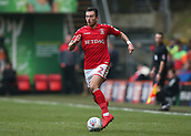 24th March 2018, The Valley, London, England;  English Football League One, Charlton Athletic versus Plymouth Argyle; Lewis Page of Charlton Athletic in action