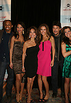All My Susan Lucci along with Cornelius Smith Jr, Denise Vasi, Chrishell Stause - Ricky Paull Goldin - Melissa Claire Egan attend the after party of ABC and SOAPnet's Salutes to Broadway Cares/Equity Fights Aids on March 9, 2009 at the New York Marriott Marquis, New York, NY.  (Photo by Sue Coflin/Max Photos)