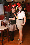 Michelle McEneany and Nicole Carroll at the St Trinian's Fancy Dress Night in Shooters..Photo NEWSFILE/Jenny Matthews.(Photo credit should read Jenny Matthews/NEWSFILE)....This Picture has been sent you under the condtions enclosed by:.Newsfile Ltd..The Studio,.Millmount Abbey,.Drogheda,.Co Meath..Ireland..Tel: +353(0)41-9871240.Fax: +353(0)41-9871260.GSM: +353(0)86-2500958.email: pictures@newsfile.ie.www.newsfile.ie.FTP: 193.120.102.198.