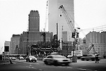 NYC 2009, not more than a walk around the Ground Zero area with a camera. Enough to catch the energy of a symbolic place.