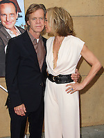 "HOLLYWOOD, LOS ANGELES, CA, USA - MAY 22: William H. Macy, Felicity Huffman at the Los Angeles Premiere Of ""Trust Me"" held at the Egyptian Theatre on May 22, 2014 in Hollywood, Los Angeles, California, United States. (Photo by Xavier Collin/Celebrity Monitor)"