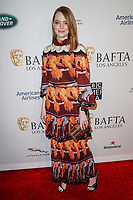05 January 2019 - Los Angeles, California - Emma Stone. the BAFTA Los Angeles Tea Party held at the Four Seasons Hotel Los Angeles. Photo Credit: AdMedia