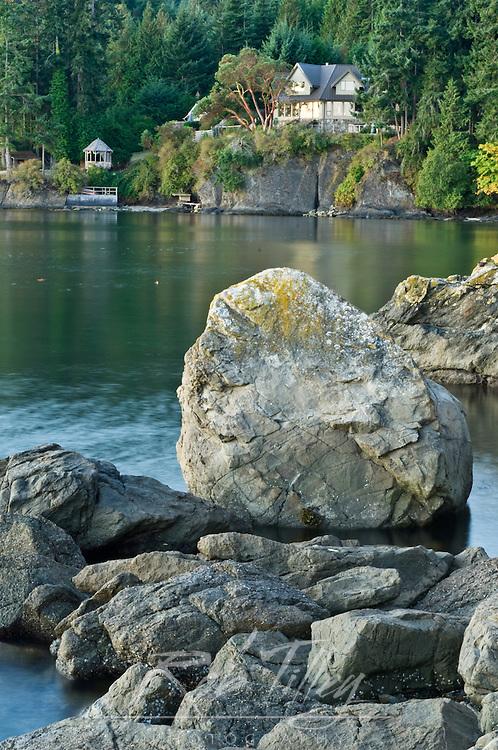 Canada, BC, Salt Spring Island, Beddis Beach