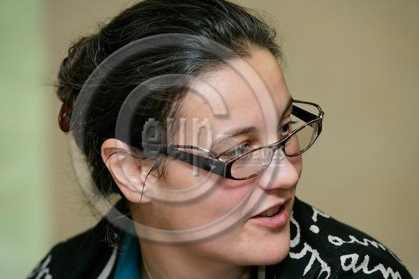 BRUSSELS - BELGIUM - 07 NOVEMBER 2006 -- Agnes PARENT-THIRION, research coordinator, working conditions' team at EUROFOUND.   PHOTO: ERIK LUNTANG / EUP-IMAGES