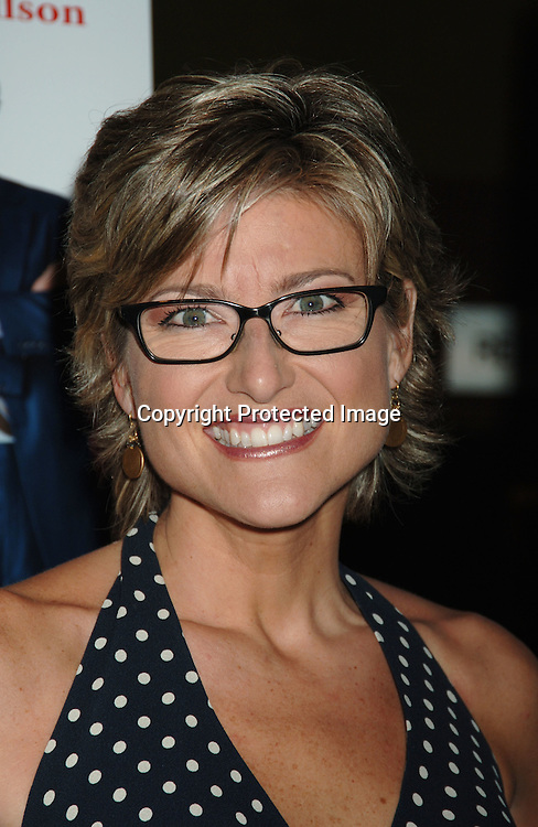 "Ashleigh Banfield ..at The World Premiere of "" My Super Ex-Girlfriend"" starring Uma Thurman and Luke Wilson on ..July 12, 2006 at The Clearview Chelsea 23rd Street Theatre. ..Robin Platzer, Twin Images"