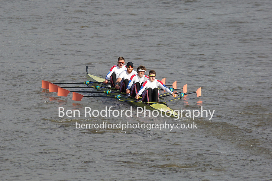 Crew: 2  LDR (B)  Leander Club (T Barras)  4x- Champ<br /> <br /> Fours Head of the River 2018<br /> <br /> To purchase this photo, or to see pricing information for Prints and Downloads, click the blue 'Add to Cart' button at the top-right of the page.