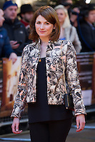 Jodie Whittaker arriving for the UK Premiere of The Two Faces of January<br /> Curzon Cinema, Mayfair, London. 13/05/2014 Picture by: Dave Norton / Featureflash