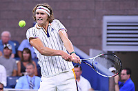 Alexander Zverev (Ger)<br /> Flushing Meadows 31/08/2017<br /> Tennis US Open 2017 <br /> Foto Couvercelle/Panoramic/Insidefoto