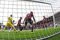Billy Sharp of Sheffield United scores to make the score 1-1 during AFC Bournemouth vs Sheffield United, Premier League Football at the Vitality Stadium on 10th August 2019