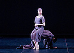 "English National Ballet. ""Facing Viv"" Choreographer: Cathy Marston"