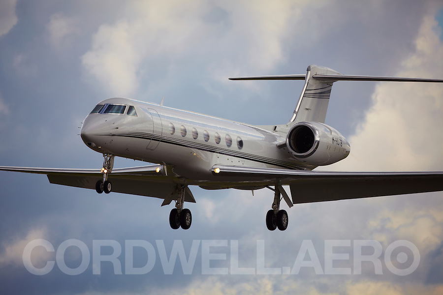 Gulfstream Aerospace GV-SP (G550) GLF5 Business Jet ASircraft