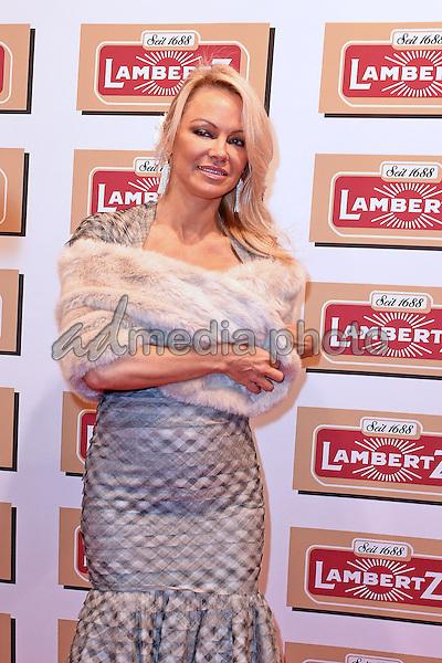 Lambertz Monday Night Fever - Pamela Anderson. Chocolate & Fashion Party in Alten Wartesaal in Köln. Photo Credit: Pervin Inan-Serttas/face to face/AdMedia