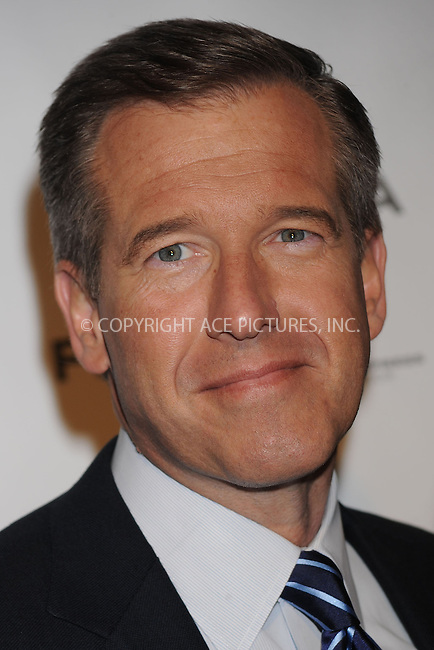 WWW.ACEPIXS.COM . . . . . ....April 22 2009, New York City....Brian Williams arriving at the premiere of 'Whatever Works' during the 2009 Tribeca Film Festival at Ziegfeld on April 22, 2009 in New York City.....Please byline: KRISTIN CALLAHAN - ACEPIXS.COM.. . . . . . ..Ace Pictures, Inc:  ..tel: (212) 243 8787 or (646) 769 0430..e-mail: info@acepixs.com..web: http://www.acepixs.com