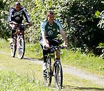 19.07.2011, Bad Kleinkirchheim, AUT, Fussball Trainingscamp VFL Wolfsburg, im Bild Alexander Madlung, EXPA Pictures © 2011, PhotoCredit: EXPA/Oskar Hoeher