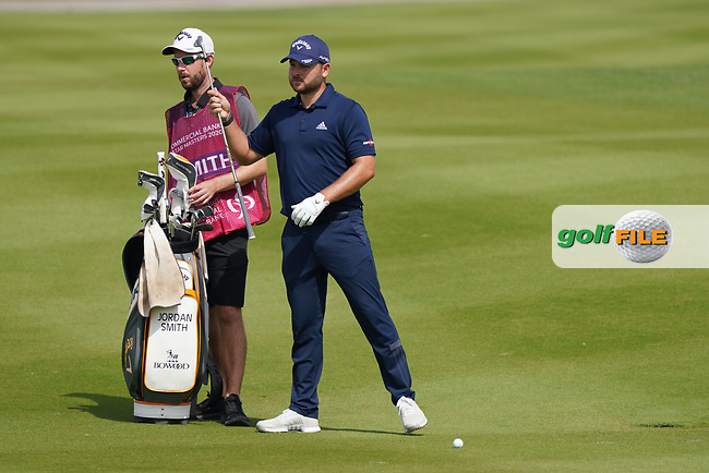 Jordan Smith (ENG) during the final round of the Commercial Bank Qatar Masters 2020, Education City Golf Club , Doha, Qatar. 08/03/2020<br /> Picture: Golffile | Phil Inglis<br /> <br /> <br /> All photo usage must carry mandatory copyright credit (© Golffile | Phil Inglis)