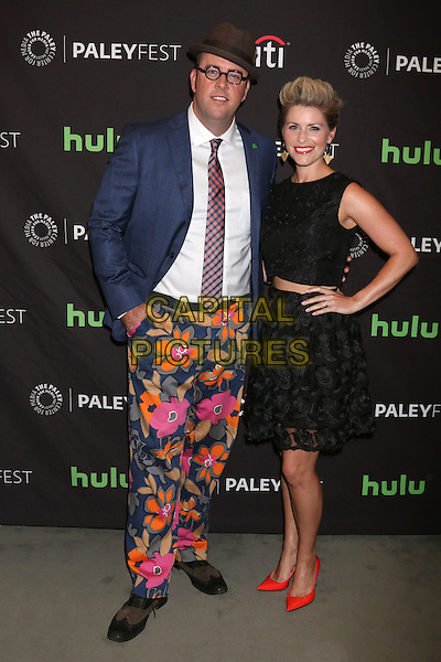 BEVERLY HILLS, CA - SEPTEMBER 13: Chris Sullivan, Rachel Sullivan at the PaleyFest 2016 Fall TV Preview featuring NBC at the Paley Center For Media in Beverly Hills, California on September 13, 2016. <br /> CAP/MPI/DE<br /> &copy;DE/MPI/Capital Pictures