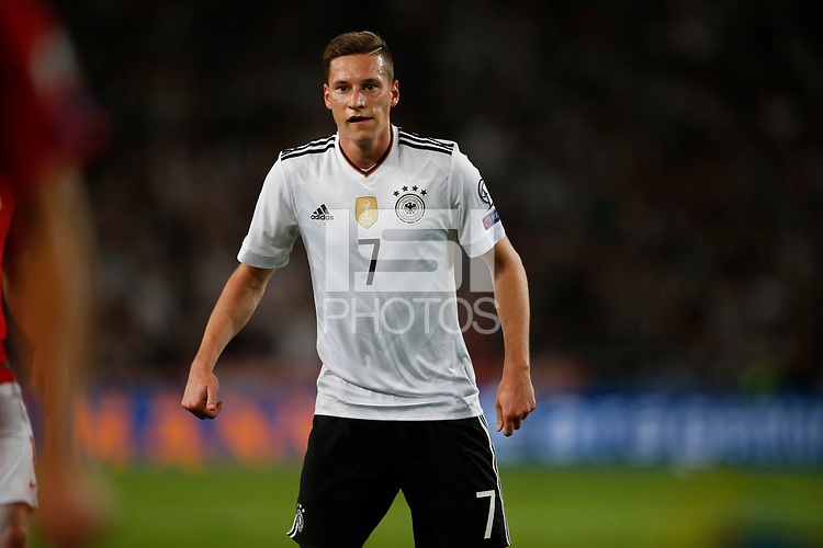 Soccer Football - 2018 World Cup Qualifications - Europe - Germany v Norway - Stuttgart, - 04.09.2017, 2017.<br /> Julian DRAXLER (GER)<br />  *** Local Caption *** &copy; pixathlon<br /> Contact: +49-40-22 63 02 60 , info@pixathlon.de