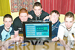 Game time: Ryan O'Sullivan, Alan Sugrue, Kevin O'Leary, Eddie Joe Walsh and Kevin Murphy keeping busy with the WII on Sunday during the KDYS pool tournament at St Patrick's Hall in Listowel.