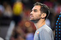 Spain's basketball player Jose Manuel Calderon during the  match of the preparation for the Rio Olympic Game at Madrid Arena. July 23, 2016. (ALTERPHOTOS/BorjaB.Hojas) /NORTEPHOTO.COM