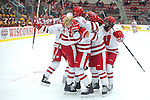 2012-13 NCAA Women's Hockey: Minnesota at Wisconsin