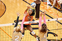 181012-FIU @ UTSA Volleyball