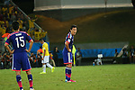 Makoto Hasebe (JPN), <br /> JUNE 24, 2014 - Football /Soccer : <br /> 2014 FIFA World Cup Brazil <br /> Group Match -Group C- <br /> between Japan 1-4 Colombia <br /> at Arena Pantanal, Cuiaba, Brazil. <br /> (Photo by YUTAKA/AFLO SPORT)