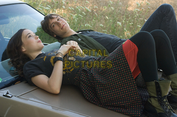 ELLEN PAGE & LANDON PIGG.in Whip It .*Filmstill - Editorial Use Only*.CAP/FB.Supplied by Capital Pictures.