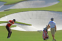 HANSEN Anders (DEN) in action during the third round of the Dubai World Championship presented by DP World, played over the Earth Course, Jumeira Golf Estates on 27th November 2010 in Dubai, UAE......