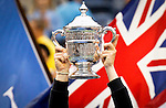 Tennis - US Open Women Final - Williams v Stosur in New York