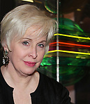 Nancy Opel during the Silver Belles of the New York stage photo shoot at the deRoy Residence on March 11, 2019 in New York City.