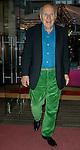 """Michel Piccoli présent pour""""Le Gout des Myrtilles"""" film de Thomas de Thier avec Michel Piccoli,Natasha Parry présenté lors de la  29eme édition du Festival du Film Francophone, Namur le 03 octobre 2014 Belgique"""
