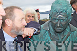 MEP Sean Kelly at the unveiling of Mick O'Dwyer's statue on Saturday evening last.