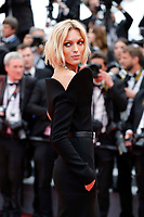 Anja Rubik attends the screening of 'Blackkklansman' during the 71st annual Cannes Film Festival at Palais des Festivals on May 14, 2018 in Cannes, France. <br /> CAP/GOL<br /> &copy;GOL/Capital Pictures